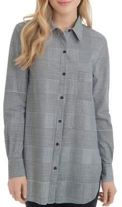 Lysse Schiffer Glen Plaid Tunic Shirt