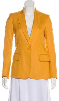 Stella McCartney Lightweight Button-Up Blazer w/ Tags