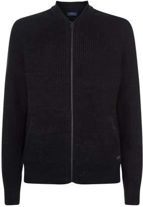 Polo Ralph Lauren Knitted Zip-Up Sweater