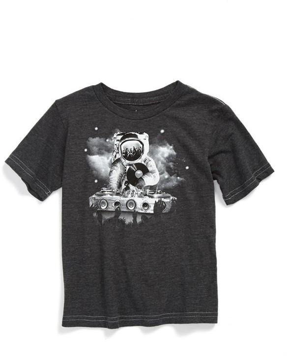 JEM 'Astro DJ' T-Shirt (Toddler Boys)