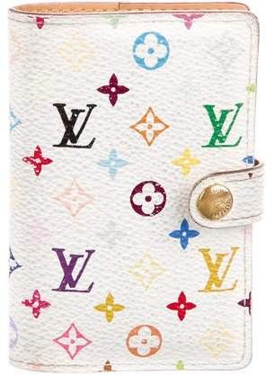 Louis Vuitton Multicolore Card Case