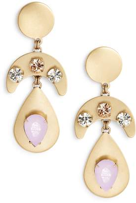 Loren Hope Everly Linked Drop Earrings