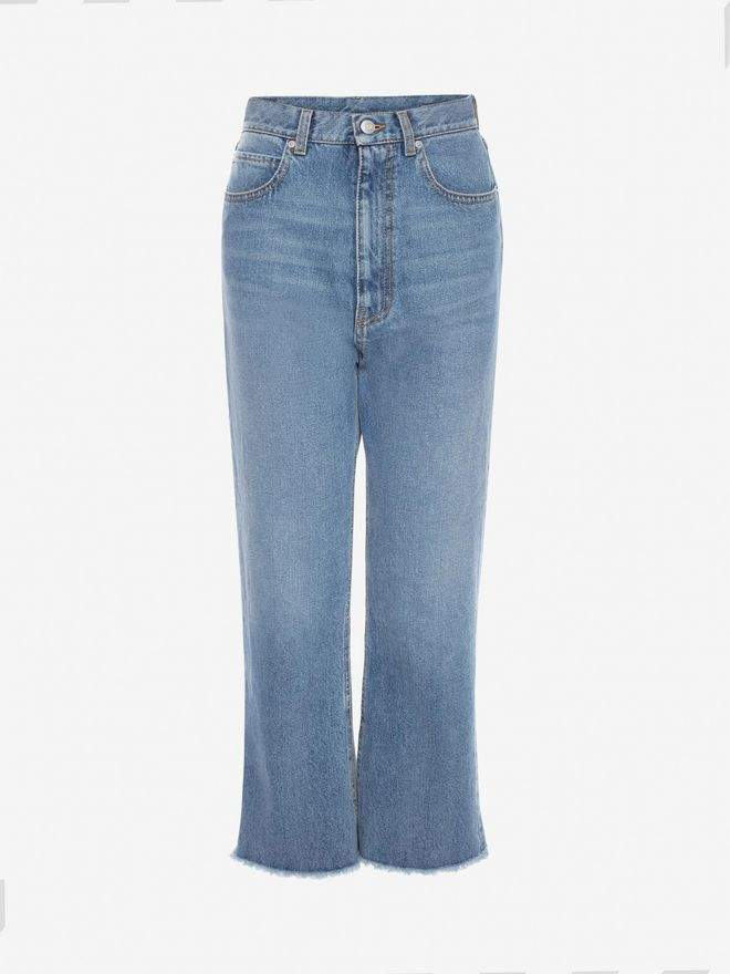 Mom Denim Pants