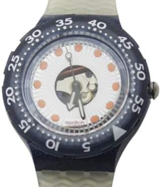 Swatch Scuba 200 SDN107 Plastic Quartz 38mm Mens Watch