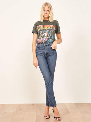 Reformation Liza High Straight Jean