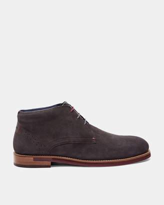 Ted Baker DAIINOS Suede desert boots