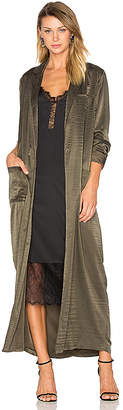 House Of Harlow x REVOLVE Cheryl Maxi Coat
