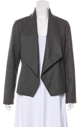 Joseph Wool Long Sleeve Blazer