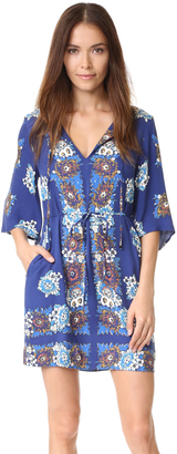 Ella Moss Rosamund Dress $198 thestylecure.com