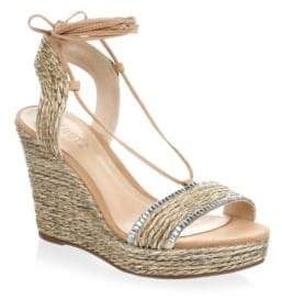 Schutz Vivian Wedge Sandals