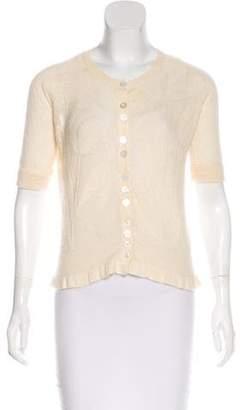 Louis Vuitton Cashmere Knit Cardigan