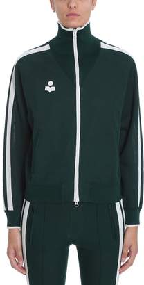 Etoile Isabel Marant Darcey Green Viscose Sweatshirt