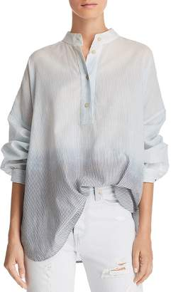 Elizabeth and James Flint Oversize Ombre Shirt