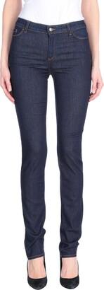 Emporio Armani Denim pants - Item 42728762HU