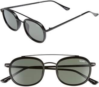 Quay Got It Covered 50mm Polarized Sunglasses
