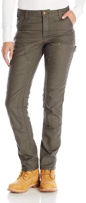 Carhartt Women's Slim Fit Canvas Dungaree