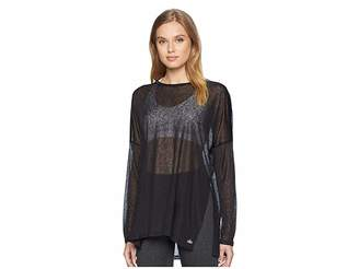 Alo Arrow Oversized Long Sleeve Tee