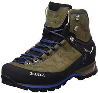 Salewa Men's Mountain Trainer Mid Leather Alpine Trekking Boot