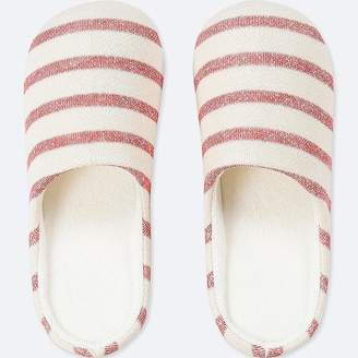 Uniqlo Patterned Slippers