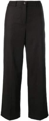 YMC wide leg trousers