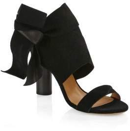 IRO Ditta Suede Sandals