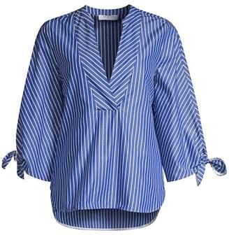 Beatrice. B Striped Tunic Top