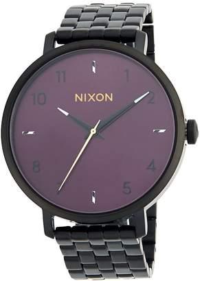 Nixon Women's Arrow Stainless Steel Bracelet Watch