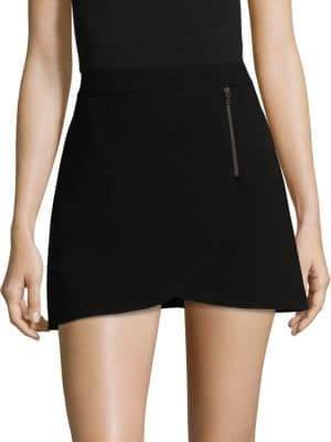 Alice + Olivia Lennon Mini Skirt