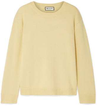 Paul & Joe Cashmere Sweater - Yellow