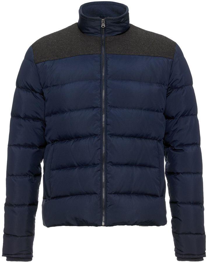 Men's Jaeger Nylon puffer jacket