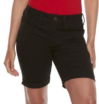 So Juniors' SO Low-Rise Bermuda Shorts