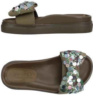 Twin-Set Sandals - Item 11368070UV