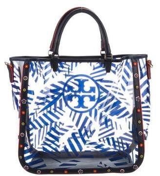 Tory Burch PVC Shoulder Bag