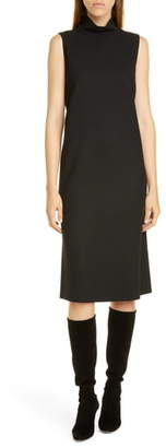 Lafayette 148 New York Teresa Stretch Wool Dress
