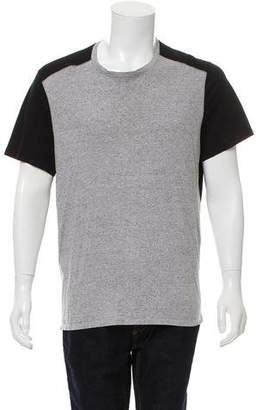Vince Contrast Colorblock T-Shirt