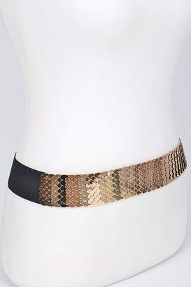 Minx Gold Empire Belt