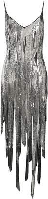 Amen sequin asymmetric dress