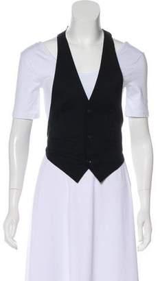 Current/Elliott Charlotte Gainsbourg x Sleeveless Halter Vest