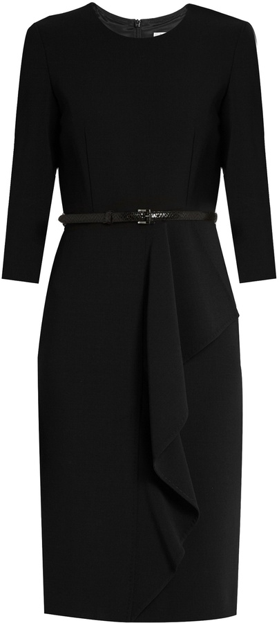 Max Mara MAX MARA Biacco dress
