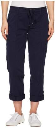 Lauren Ralph Lauren Drawstring Chino Cargo Pants Women's Casual Pants