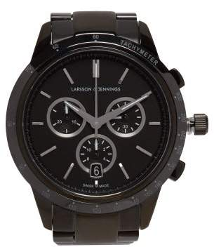 Larsson & Jennings Rally Stainless Steel Watch - Mens - Black
