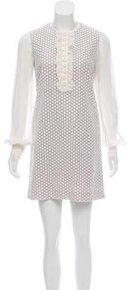 Michael Kors Embellished Mini Dress