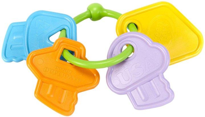 Green Toys Rattle Keys