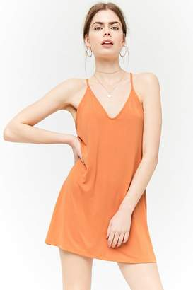 Forever 21 Racerback Shift Dress