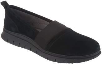 Vionic Suede Slip-On Shoes - Kristi