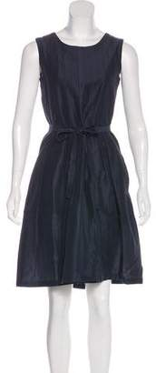 Max Mara A-Line Sleeveless Dress