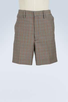 Maison Margiela Wool shorts