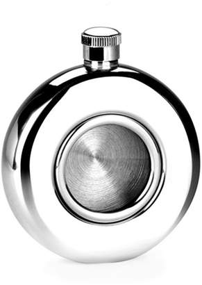 Co Brouk & The Roundhouse 5 oz. Flask