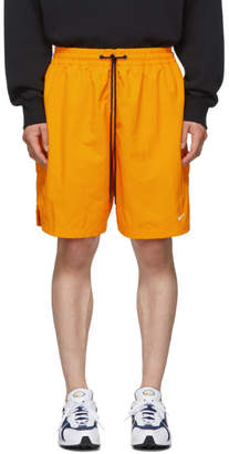 Nike Orange Rush NRG Shorts