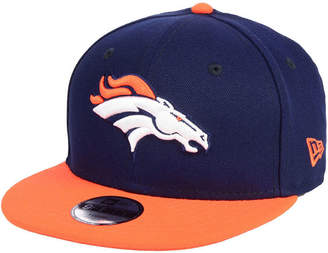 New Era Boys' Denver Broncos Two Tone 9FIFTY Snapback Cap